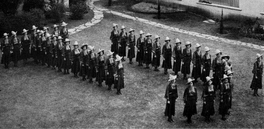 Lassos in 1936 Photo: Lasso Alumni Association