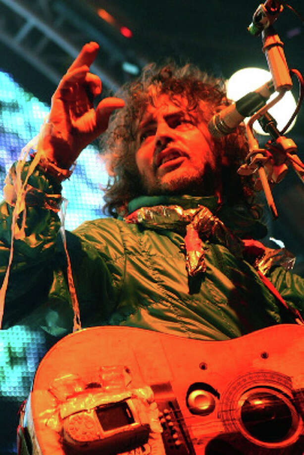 The Flaming Lips Photo: Jordan Graber