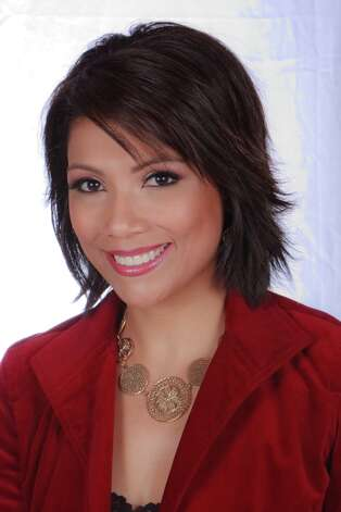 Elsa Ramon, chief anchorwoman at WOAI, is the proud mom of a baby boy.