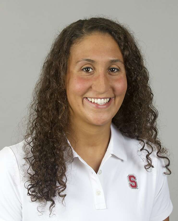 Andi Murez is a senior sprinter and intermediate- distance swimmer for Stanford. Photo: Norbert Von Der Groeben, Stanford Athletics