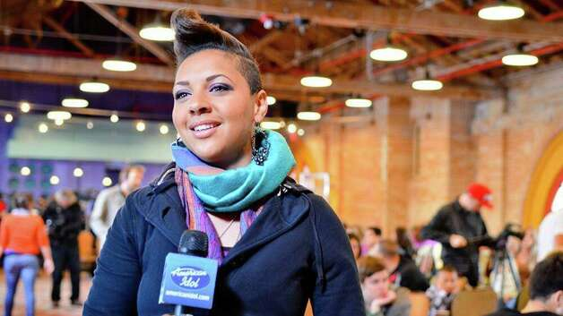 Cristabel Clack is last San Antonio hope on 'American Idol.' Photo: Fox Broadcasting