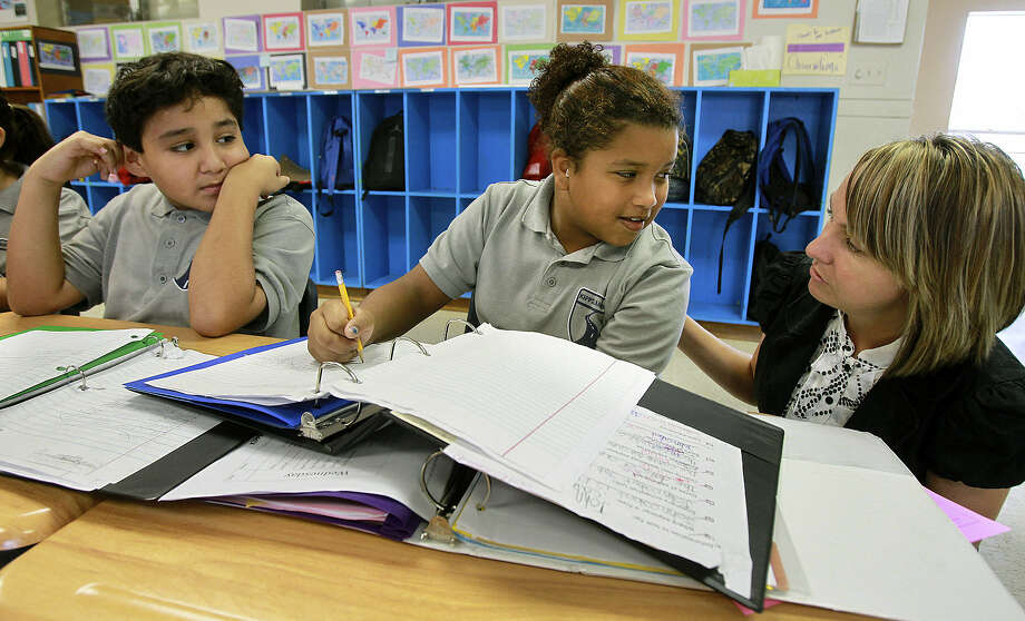 Researchers compared students who were chosen by lottery to attend a KIPP school with those who entered the lottery but didn't secure a spot. Photo: San Antonio Express-News / File Photo