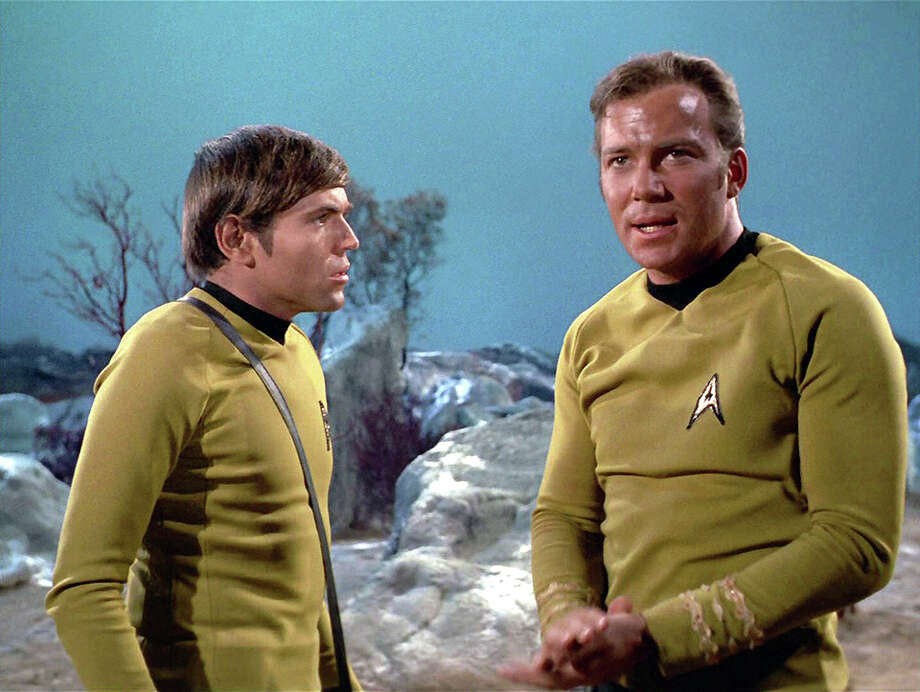"""Walter Koenig- Known as Pavel Chekov from """"Star Trek"""" (left), Koenig also played the villainous """"Alfred Bester"""" in the sci-fi series """"Babylon 5."""" He'll be at Comicon Friday through Sunday with paid photo and autograph opportunities. Photo: CBS Photo Archive/Getty Images"""