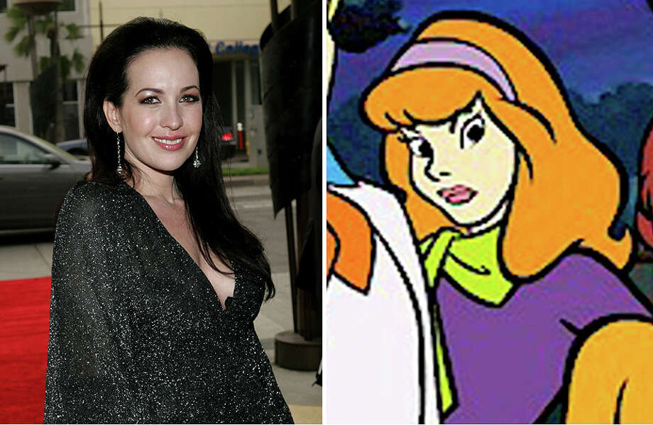 Grey DeLisle - OK, so she's not Daphne Blake from Scooby Doo, but DeLisle has voiced the character. She's also known for lots of other voice work and is one of more than a half-dozen renowned voice actors appearing in Seattle this weekend. Voice actors are signing autographs for $20 and taking photos with fans for $10. Photo: M. Phillips/WireImage/Getty Images