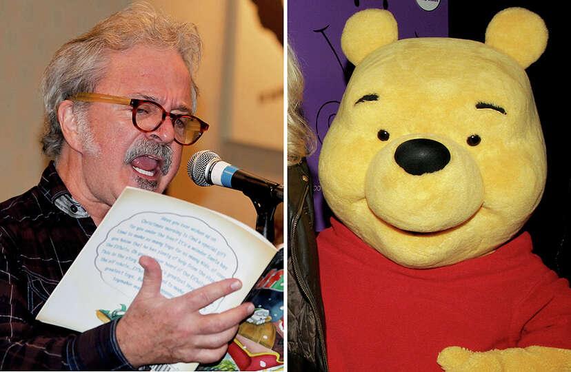 Jim Cummings Geek cred  the voice of Winnie the Pooh  Tigger and    Jim Cummings Winnie The Pooh