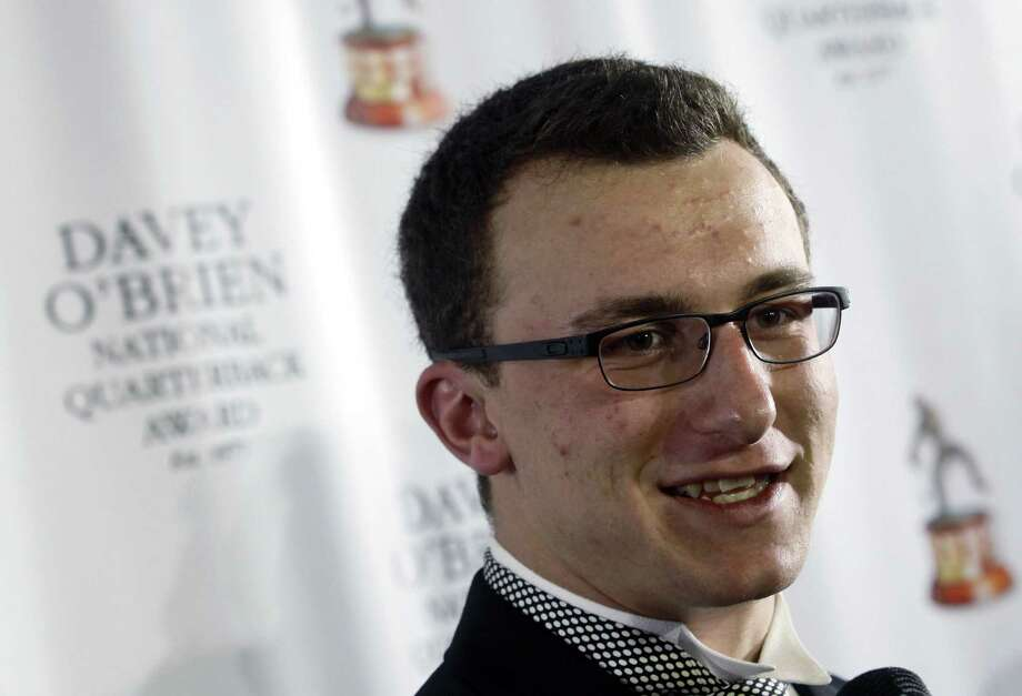 "Texas A&M QB Johnny Manziel is suing for an infringement on his ""Johnny Football"" nickname."