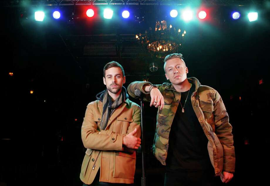 """Thrift Shop"" by Macklemore & Ryan Lewis Photo: Carlo Allegri, INVL / Invision"
