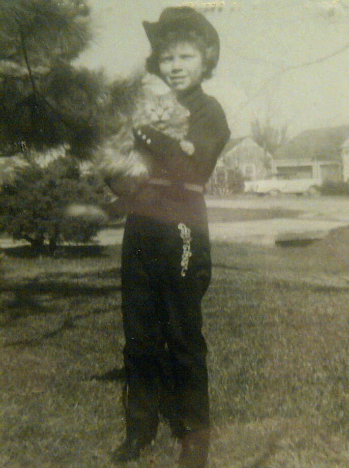 Carla Johnston, 1963 Photo: Reader Submission