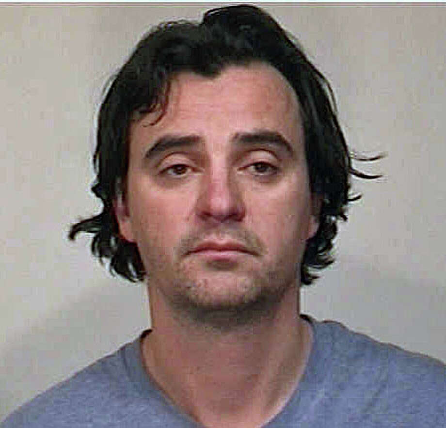 Johannes Bahadourian, 42, was charged with assault and disorderly conduct. Photo: Contributed Photo / Fairfield Citizen