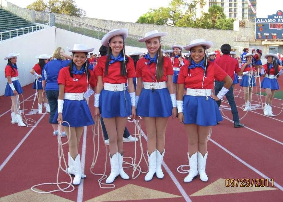 2011-2012 Lasso officers. Photo: Courtesy Photo,      Lasso Alumni Association