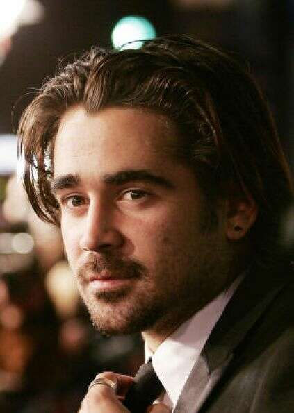 Colin Farrell filed a lawsuit against his former girlfriend, Playboy model Nicole Narain, when he be