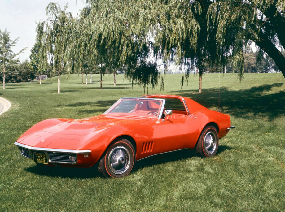 1968 Corvette (the so-called Coke bottle shape)