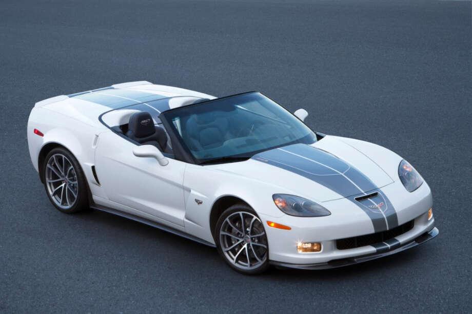 2013 Corvette convertible