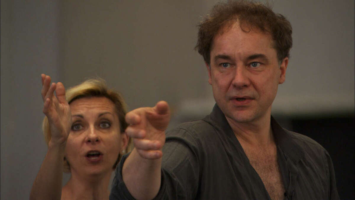 Director Philippe Béziat goes behind the scenes of the making of the opera