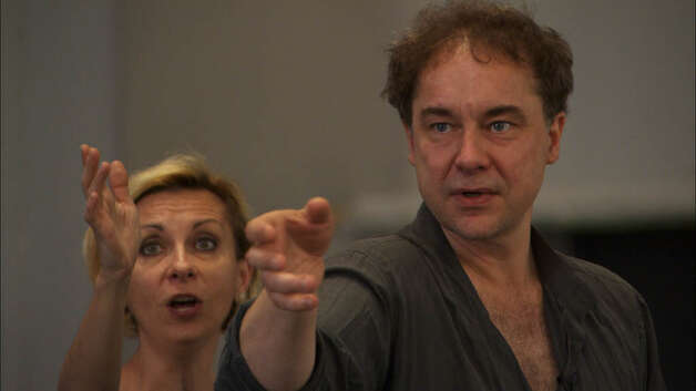 "Director Philippe Béziat goes behind the scenes of the making of the opera ""La Traviata"" in the documentary ""Becoming Traviata,"" one of the films featured at Focus on French Cinema at Purchase (N.Y.) College March 8-10. Photo: Contributed Photo"