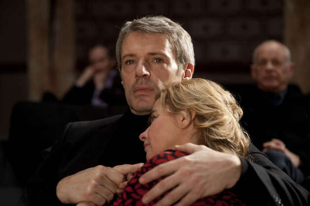 "Lambert Wilson and Anne Consigny are among the all-star cast of French actors who star in ""You Ain't Seen Nothing Yet,"" one of the films featured at Focus on French Cinema at Purchase (N.Y.) College March 8-10. Photo: Contributed Photo"