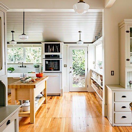 Kitchen Design Articles: Designing A Vintage-modern Kitchen