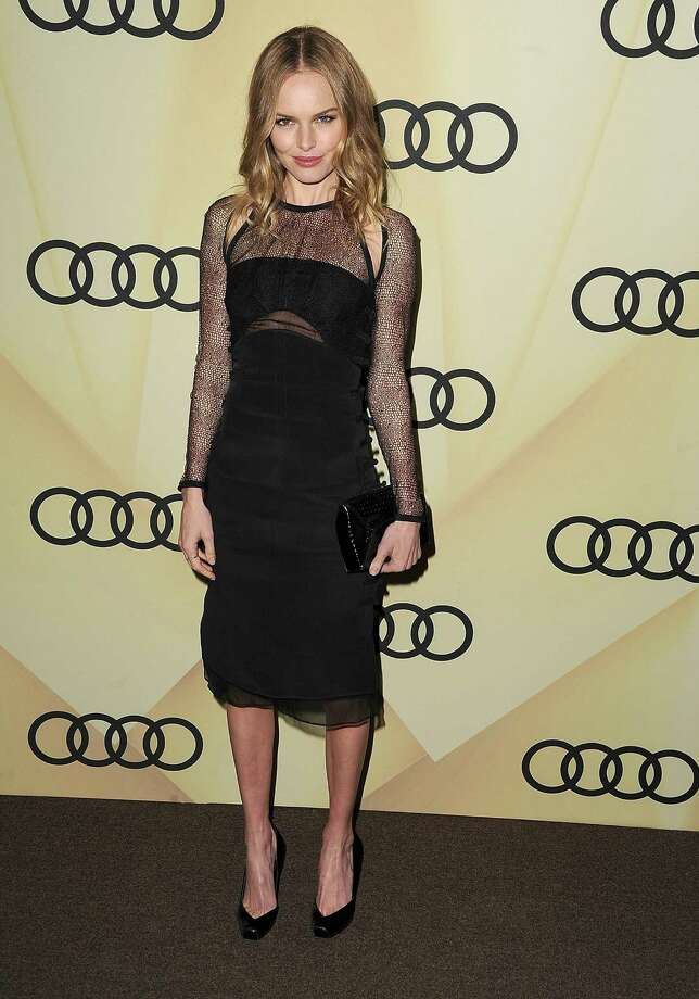 Kate Bosworth arrives at the  Audi Golden Globe 2013 Kick Off Cocktail Party at Cecconi's Restaurant on January 6, 2013 in Los Angeles, California. Photo: Steve Granitz, WireImage / 2013 Steve Granitz