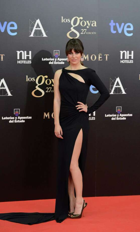Blanca Suarez attends Goya Cinema Awards 2013 at Centro de Congresos Principe Felipe on February 17, 2013 in Madrid, Spain. Photo: Carlos Alvarez, Getty Images / 2013 Getty Images