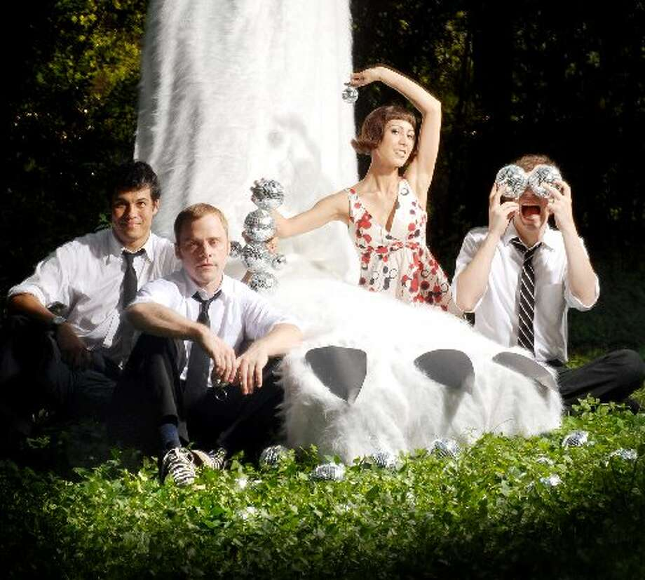 Octopus Project8:20 p.m. June 2, Stage 4