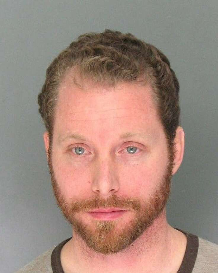 Jeremy Peter Goulet was carrying his passport and a plane ticket when he was killed in a shootout. Photo: Santa Cruz County Sheriff