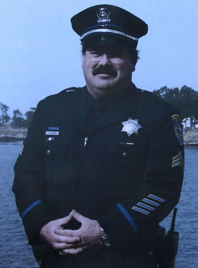 Detective Sgt. Loran Baker was a skilled investigator. Photo: Santa Cruz Police Dept.
