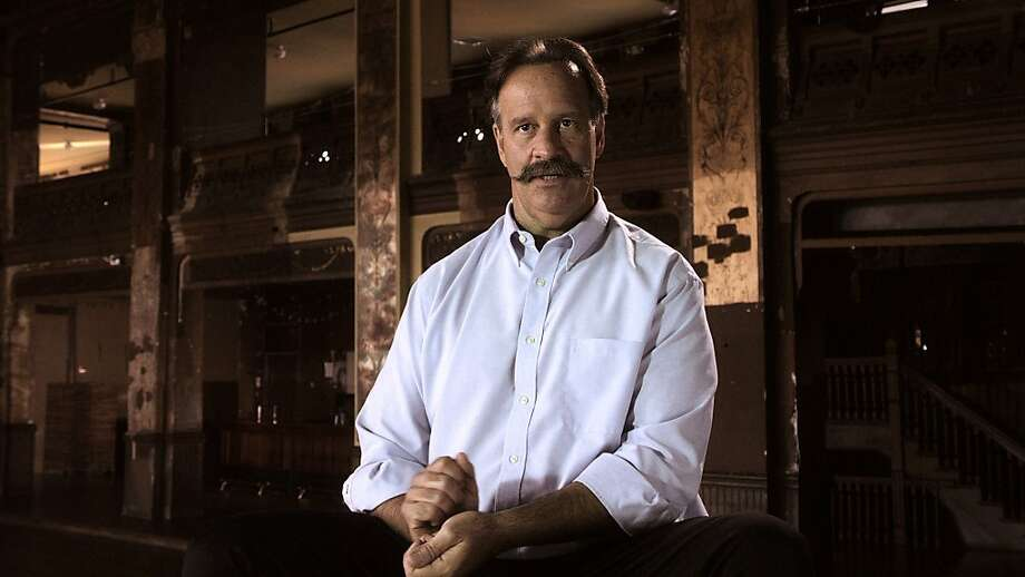 Detective Patrick Kennedy discusses the murders. Photo: IFC Films