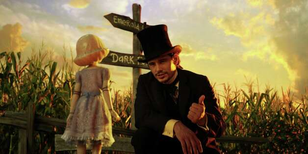 """Oz: The Great and Powerful"" stars James Franco. Photo: Disney"