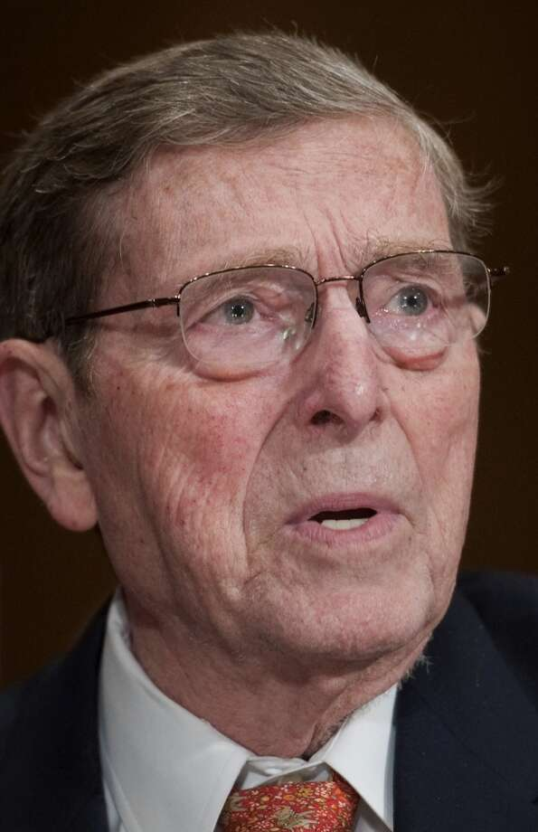 Longtime New Mexico Sen. Pete Domenici was married father of eight, but sired a son in the late 1970's by the daughter of fellow Republican Sen. Paul Laxalt. He recently fessed up.