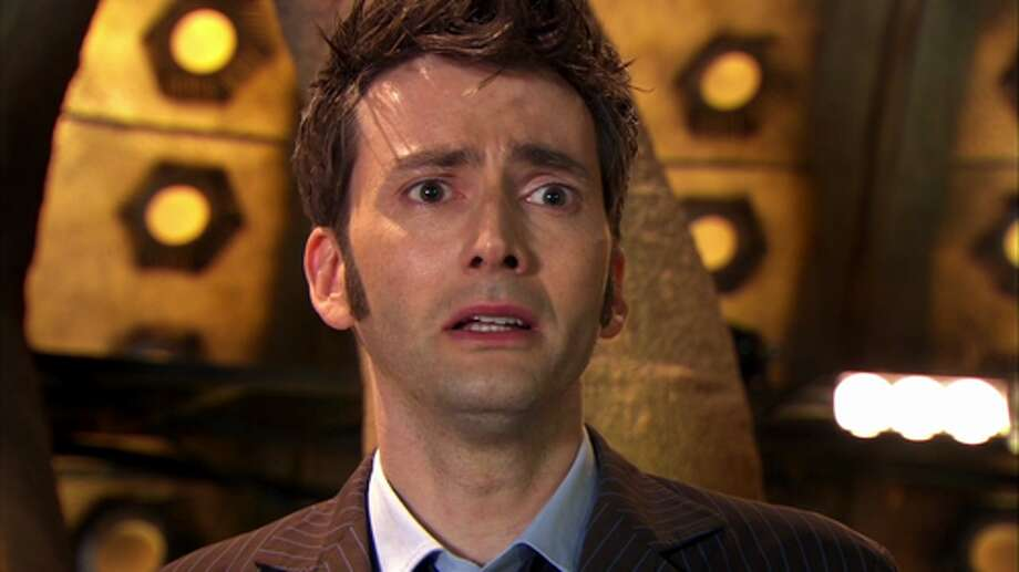 I don't want to go who know that a Doctor merely regenerating would be so painful? Saying goodbye to David Tennant as the Doctor was rough, and had most of the fandom breaking down.