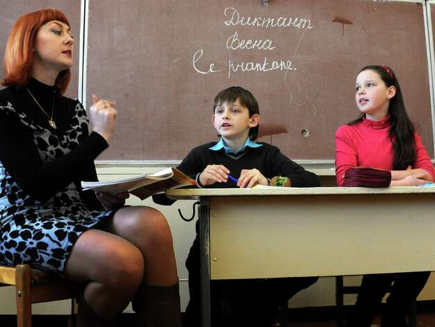 19. Education administrators: 10.9 percent wanted a new boss. Photo: VIKTOR DRACHEV, AFP/Getty Images / 2013 AFP