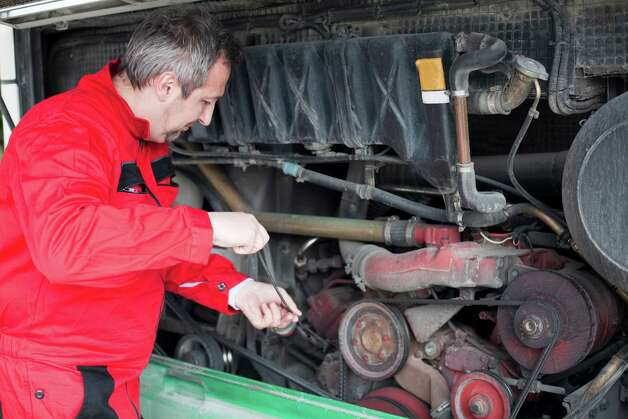 12. Bus and truck mechanics: 12.1 percent wanted a new person in charge.  Photo: Katja Bone, Getty Images / (c) Katja Bone