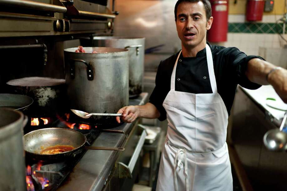11. Cooks: 12.3 percent were bothered by their boss.  Photo: Juanmonino, Getty Images / (c) Juanmonino