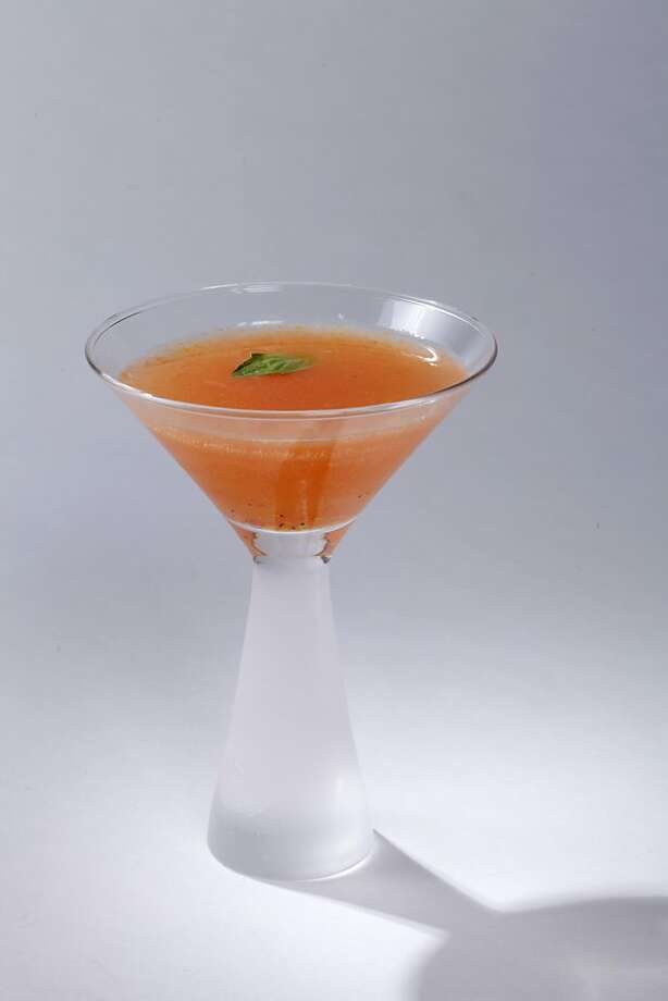 Bruschetta Martini Photo: Craig Lee, Special To The Chronicle