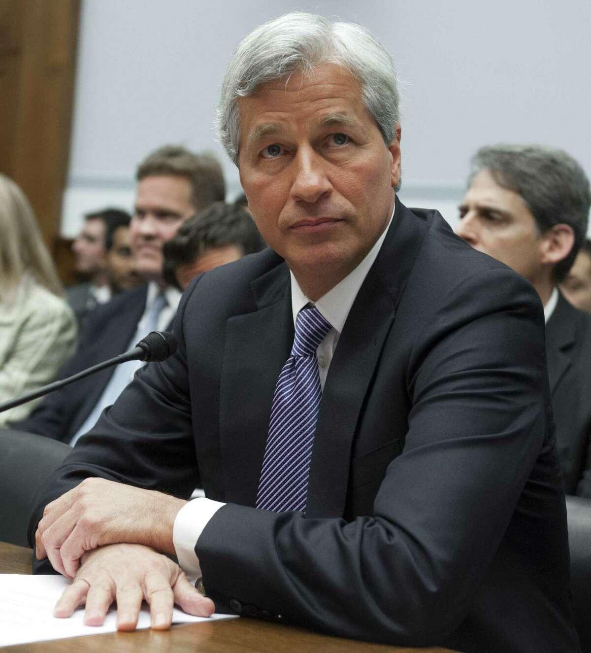 Jamie Dimon says big global banks would
