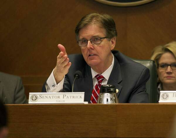Republican state Sen. Dan Patrick said the bill is motivated by lax practices reported to his office.
