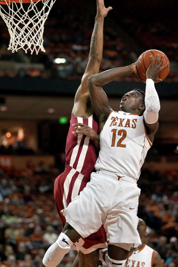 Texas' Myck Kabongo (12) went for 31 points Wednesday, including the jumper that sent the game into overtime. Photo: Laura Skelding, Statesman.com / Austin American-Statesman