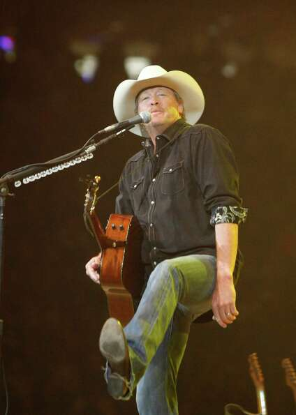 Alan Jackson praised the