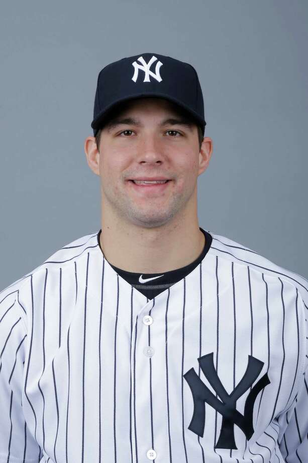 This is a 2013 photo of Tom Kahnle of the New York Yankees baseball team. This image reflects the Yankees' spring training roster as of Wednesday, Feb. 20, 2013, when this image was taken. (AP Photo/Matt Slocum) Photo: Matt Slocum / MLBPV AP