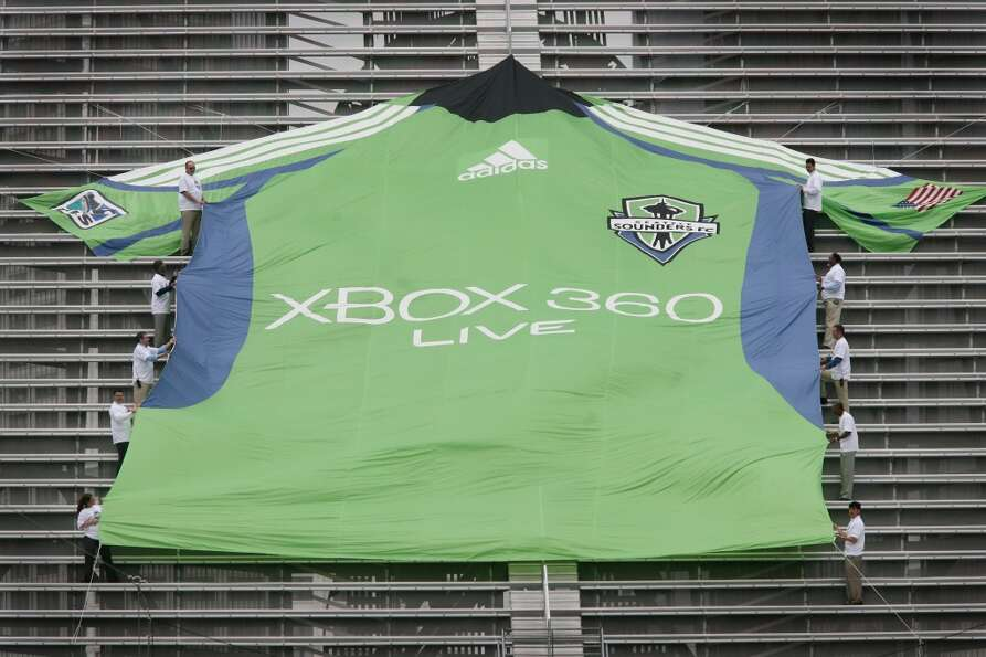 Sounders FC uniforms through timeWhen Seattle Sounders FC was first intr