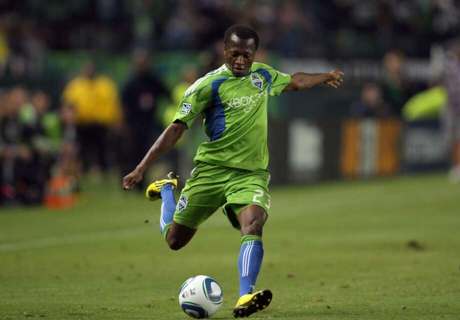 The 2010 season was the last in which the Sounders wore their first uniforms.