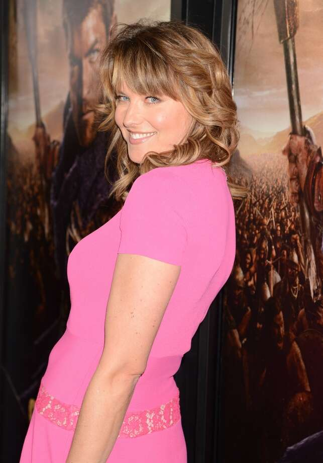 Lucy Lawless in 2013.