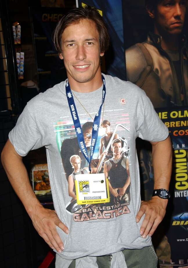 Bodie Olmos in 2008.