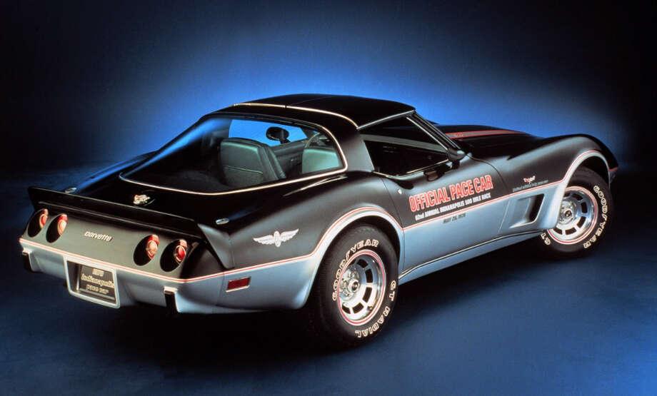 1978 Corvette, Indy 500 pace car