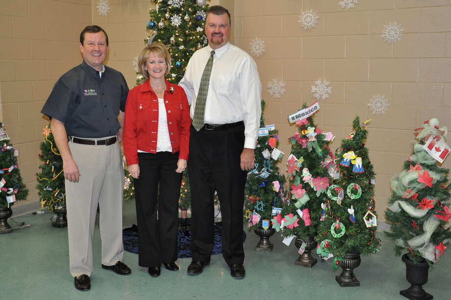 The sixth annual iWOW Festival featured CenterPoint Energy's World of Holiday Trees, a collection of 20 trees created by students in The Woodlands showcasing holiday traditions from around the world.