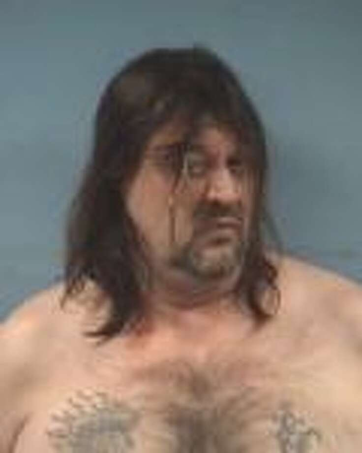 Darron Koenig was charged with four counts of aggravated assault after a street repair crew told police he threw hammers at them. Photo: Friendswood Police Department