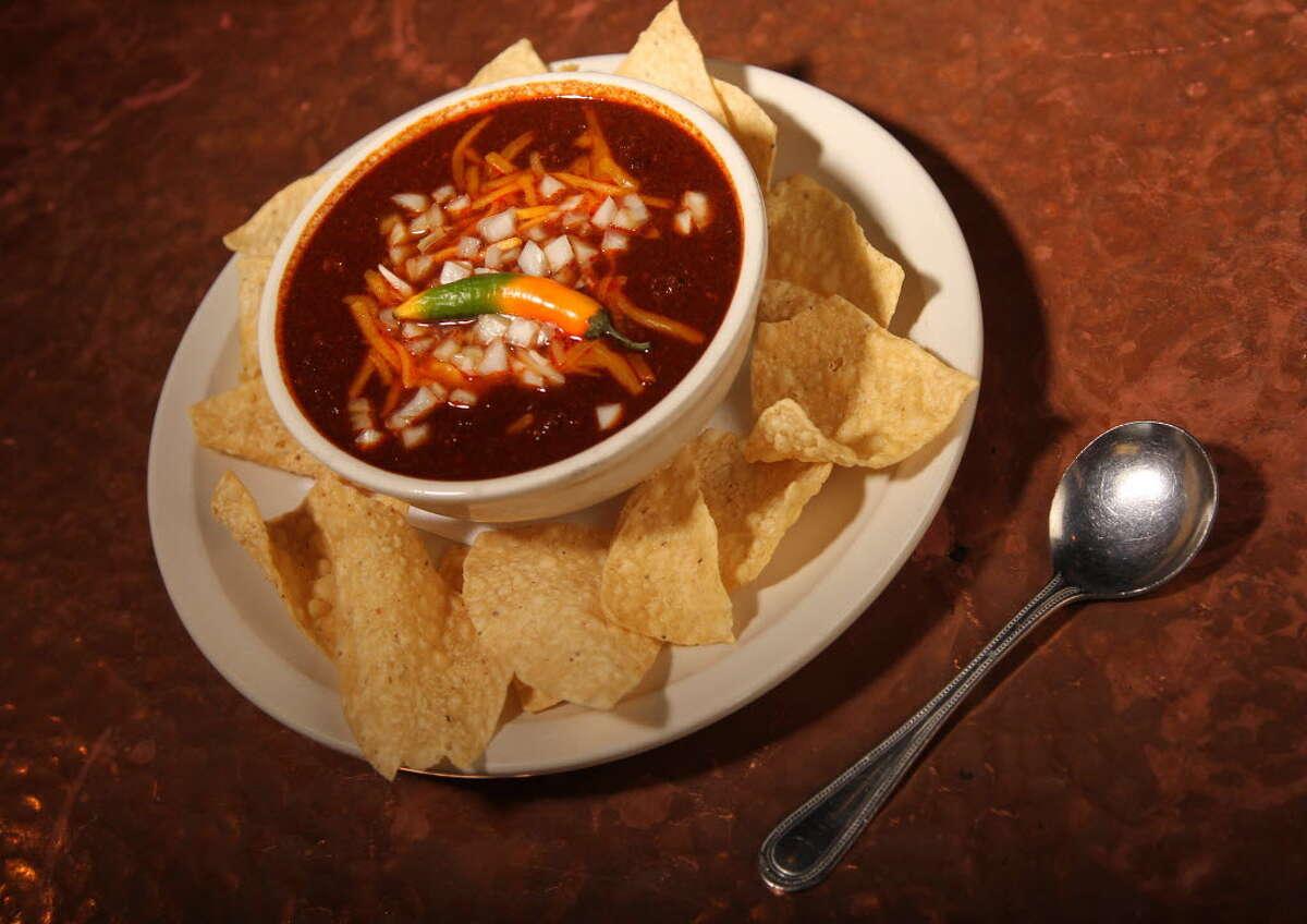 Dish: Chili