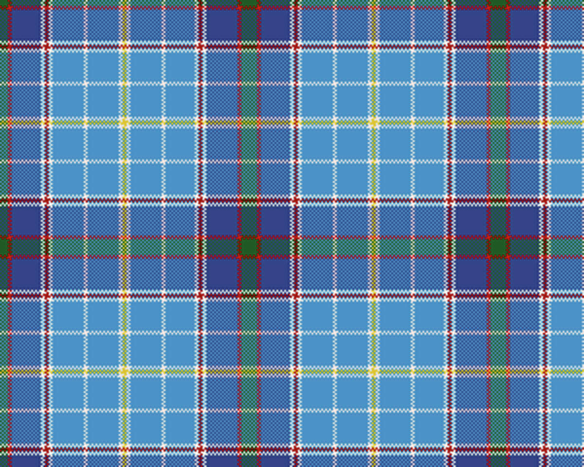 What it is Tartans originally were woven in wool, with each individual pattern called a sett.