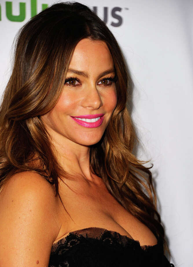 Actress Sofia Vergara was married at 18, had her son at 19 and was divorced by 22 before going into dental school. Not until after all that did she go into acting. Photo: Alberto E. Rodriguez, Getty Images / 2012 Getty Images