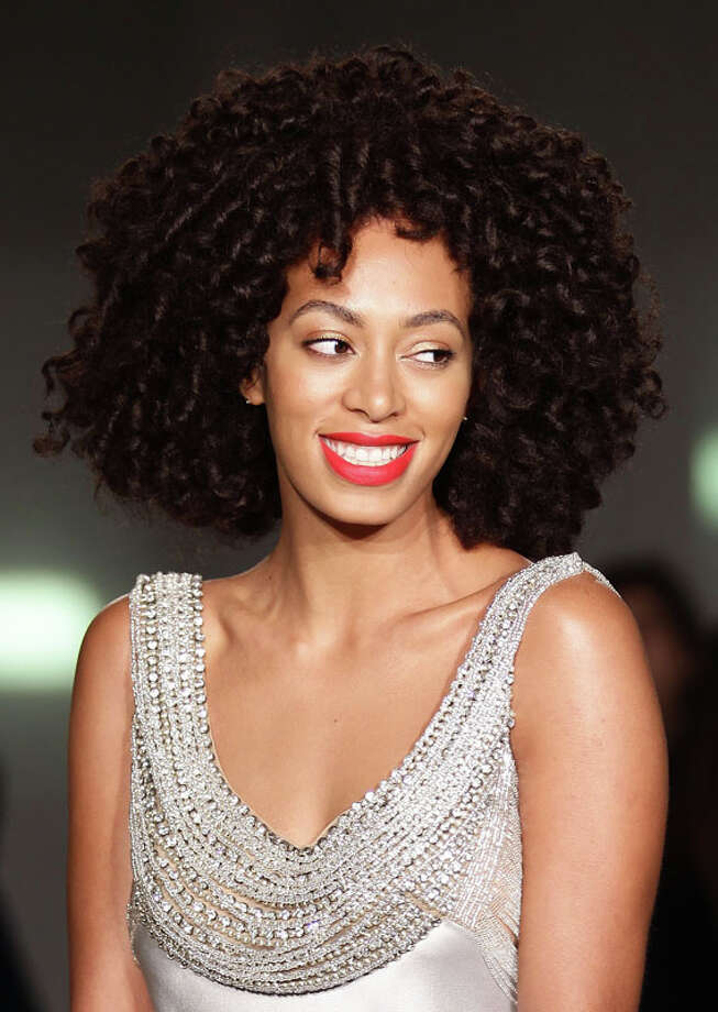 Married at age 17, Beyonce's sister Solange Knowles had her son while she was still very young. Photo: Vittorio Zunino Celotto, Getty Images / 2012 Getty Images